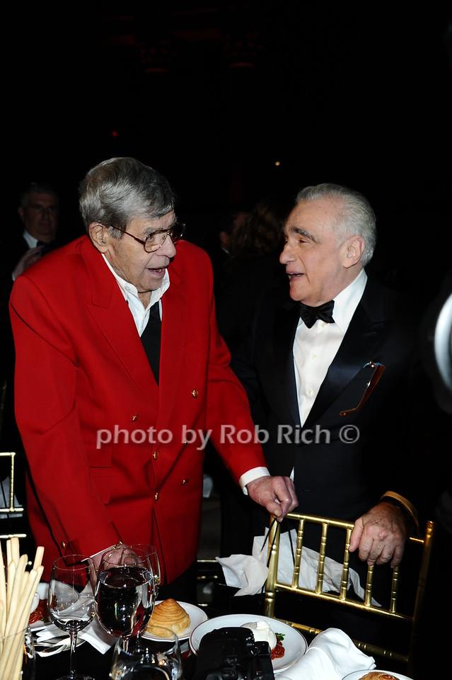 Jerry Lewis,Martin Scorsese photo  by Rob Rich/SocietyAllure.com © 2016 robwayne1@aol.com 516-676-3939