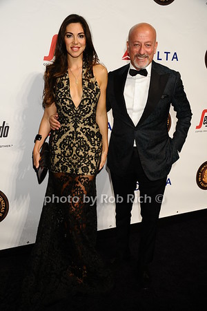 Eleonora Pieroni, Domenico Vacca photo by Rob Rich/SocietyAllure.com © 2016 robwayne1@aol.com 516-676-3939