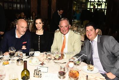 Domenico Vacca, Elenora, Jim Granito, Paul Granito hoto by Rob Rich/SocietyAllure.com ©2017 robrich101@gmail.com 516-676-3939