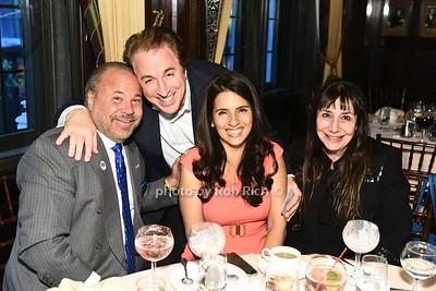Bo Dietl, Ralph Compagnone,Margo, Linda Compagnone photo by Rob Rich/SocietyAllure.com ©2017 robrich101@gmail.com 516-676-3939