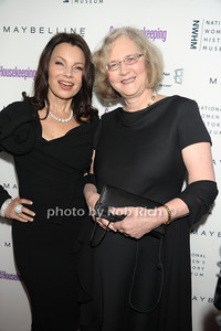 Fran Drescher, Elizabeth Blackburn  photo by Rob Rich © 2011 robwayne1@aol.com 516-676-3939