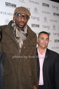 Amare Stoudemire, John Franco photo by Rob Rich © 2010 robwayne1@aol.com 516-676-3939