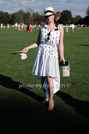Greenwich Polo 9-27-20. Cherish Knudsen photo by Rob Rich/SocietyAllure.com ©2020 robrich101@gmail.com 516-676-3939