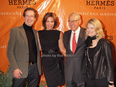 Chris Robbins, Countess Luann de Lesseps, Frank Castagna, Priscilla Smith Gremillion photo by Rob Rich © 2010 robwayne1@aol.com 516-676-3939