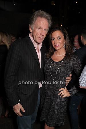 Bernard Lackner, Carole Crist photo by Rob Rich/SocietyAllure.com ©2017 robrich101@gmail.com 516-676-3939