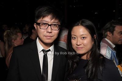 Xiaodi Jiang, Lulu Chou photo by Rob Rich/SocietyAllure.com ©2017 robrich101@gmail.com 516-676-3939