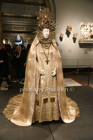 Heavenly Bodies: Fashion and the Catholic Imagination at the Metropolitan NYC