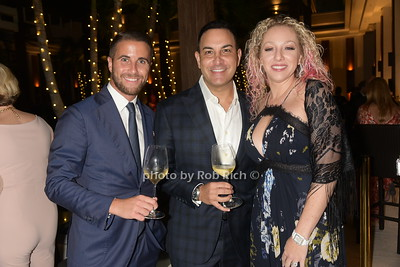 Victor Blanquart, David Canter, Peri Canter   photo by Rob Rich/SocietyAllure.com ©2018 robrich101@gmail.com 516-676-3939