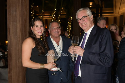 Ashley Izaguirre, Juan Izaguirre, Maurice Hennessy  photo by Rob Rich/SocietyAllure.com ©2018 robrich101@gmail.com 516-676-3939