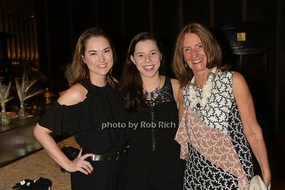 Leighann Farrelly, Krista Terfhinsky, Theresia Groblacher  photo by Rob Rich/SocietyAllure.com ©2018 robrich101@gmail.com 516-676-3939