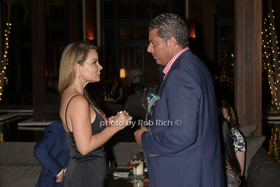 Lily Lazaro, Ted Mandes Jr.  photo by Rob Rich/SocietyAllure.com ©2018 robrich101@gmail.com 516-676-3939