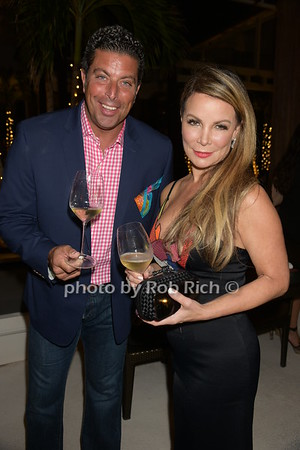 Ted Mandes Jr., Lily Lazaro  photo by Rob Rich/SocietyAllure.com ©2018 robrich101@gmail.com 516-676-3939