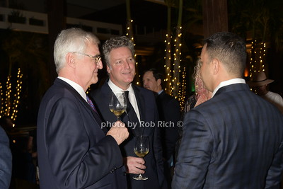 Maurice Hennessy, Yves de Launey  photo by Rob Rich/SocietyAllure.com ©2018 robrich101@gmail.com 516-676-3939