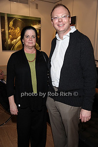 Shelia Geraghty, Robert Beynon photo by Rob Rich © 2010 robwayne1@aol.com 516-676-3939