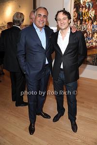 Karan Trehan, David Hryck photo by Rob Rich © 2010 robwayne1@aol.com 516-676-3939