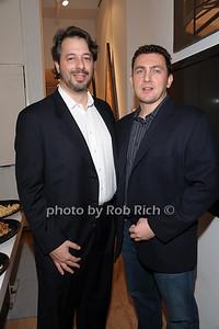 Dave Mason, Leon Medzhibovsky photo by Rob Rich © 2010 robwayne1@aol.com 516-676-3939