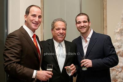 Josh Guberman, Perry Cohen, Jonathan Kaye