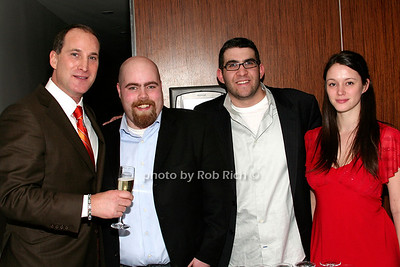 Josh Guberman, Chris Cottrell, Michael Schubert
