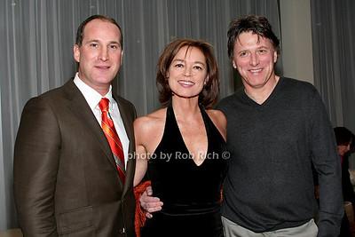 Josh Guberman, Jill Fleming, Rob Gibbons