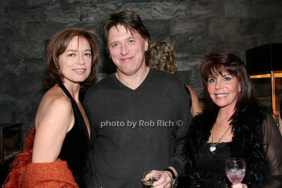 Jill Fleming, Rob Gibbons, Guest