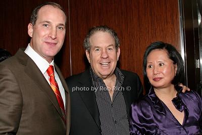 Josh Guberman, Jeff Mann, Carrie Chiang