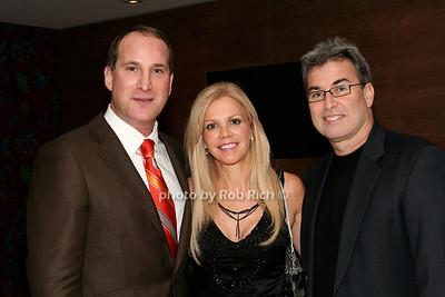 Josh Guberman, Nancy Pearson, Steven Greenfield