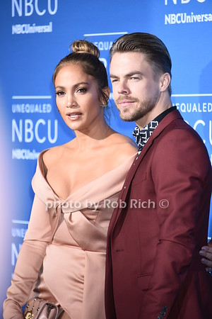 Jennifer Lopez, Derek Hough photo by Rob Rich/SocietyAllure.com ©2017 robrich101@gmail.com 516-676-3939