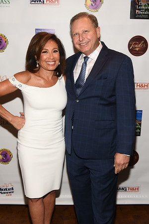 Judge Jeanine Pirro's Liars, Leakers, and Liberals book signing