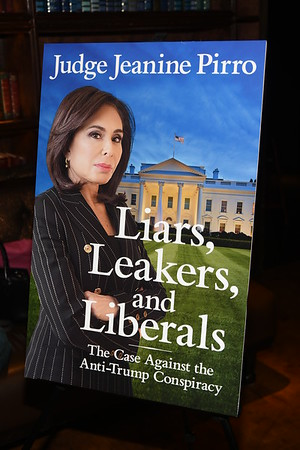 "Judge Jeanine Pirro "" Liars, Leakers, and Liberals"""