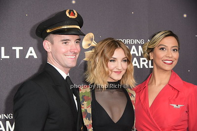 2018 Delta Airlines Grammy Party NYC