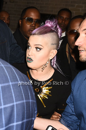 Courtney C.Hall, Kelly Osbourne