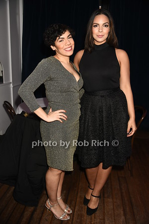 "Daniella deJesus, Rosa Barney ( actors from ""Orange is the New Black"") photo by Rob Rich/SocietyAllure.com ©2017 robrich101@gmail.com 516-676-3939"