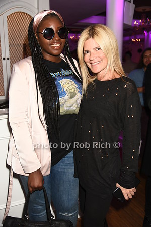 Marie Driven, Lizzie Grubman photo by Rob Rich/SocietyAllure.com ©2017 robrich101@gmail.com 516-676-3939