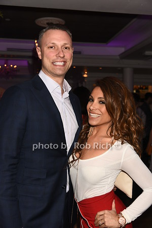 "Scott Bell (boyfriend), Leslie Lopez (actress) formerly on ""Princess of Long Island"" reality show photo by Rob Rich/SocietyAllure.com ©2017 robrich101@gmail.com 516-676-3939"
