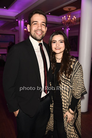 Damien LaRocco, Victoria Manzo photo by Rob Rich/SocietyAllure.com ©2017 robrich101@gmail.com 516-676-3939