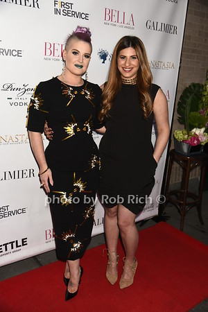 Kelly Osbourne, Chanel Omari photo by Rob Rich/SocietyAllure.com ©2017 robrich101@gmail.com 516-676-3939