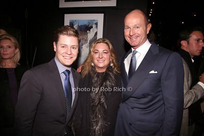 Kipton Cronkite, Vanessa Noel, Prince Dimitri of Hungary