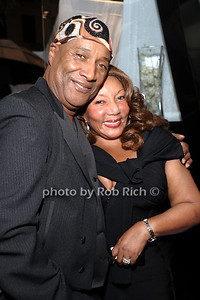 Paul Mooney, Rose Cordon photo by Rob Rich © 2010 robwayne1@aol.com 516-676-3939
