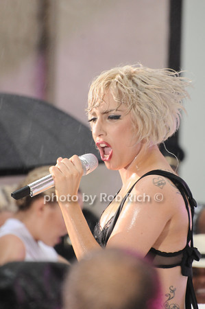 Lady Gaga<br /> photo by Rob Rich © 2010 robwayne1@aol.com 516-676-3939