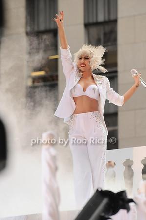 Lady Gaga<br /> photo by Rob Rich © 2010 robwayne1@aol.com 516-676-3939