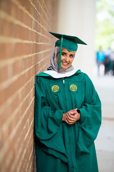 Latifa Graduation