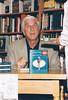 Leslie Neilson<br /> photo by Rob Rich © 1995 robwayne1@aol.com 516-676-3939