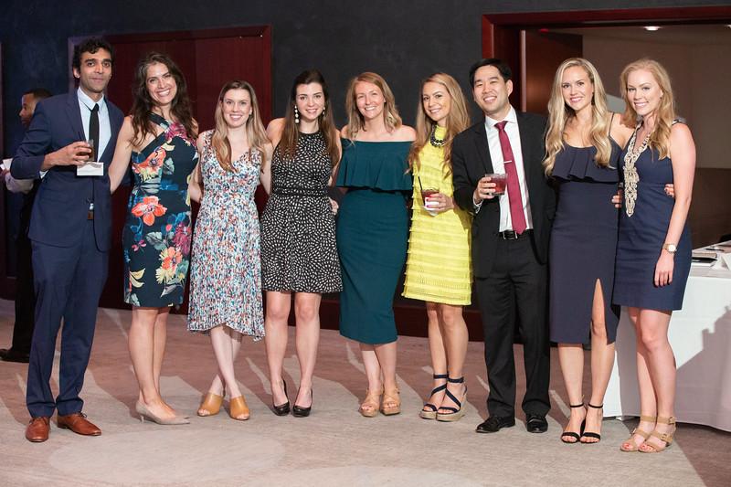 MedStar Georgetown University Hospital Department of Otolaryngology 2018 Graduation