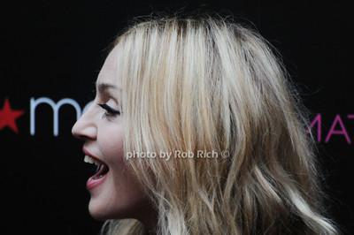 Madonna photo by Rob Rich © 2010 robwayne1@aol.com 516-676-3939