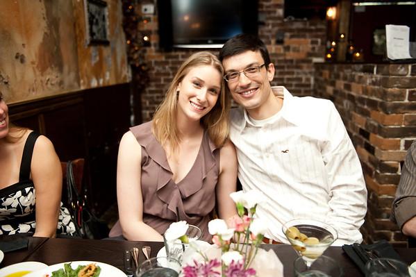 Michael & Erica's Rehearsal Dinner
