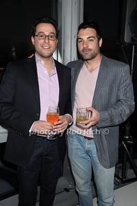 Bert Sohayegh, Anthony Carrino photo by Rob Rich © 2011 robwayne1@aol.com 516-676-3939