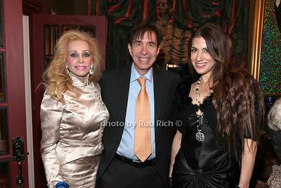 Joy Marks, Alan Marks, Lori Snyder