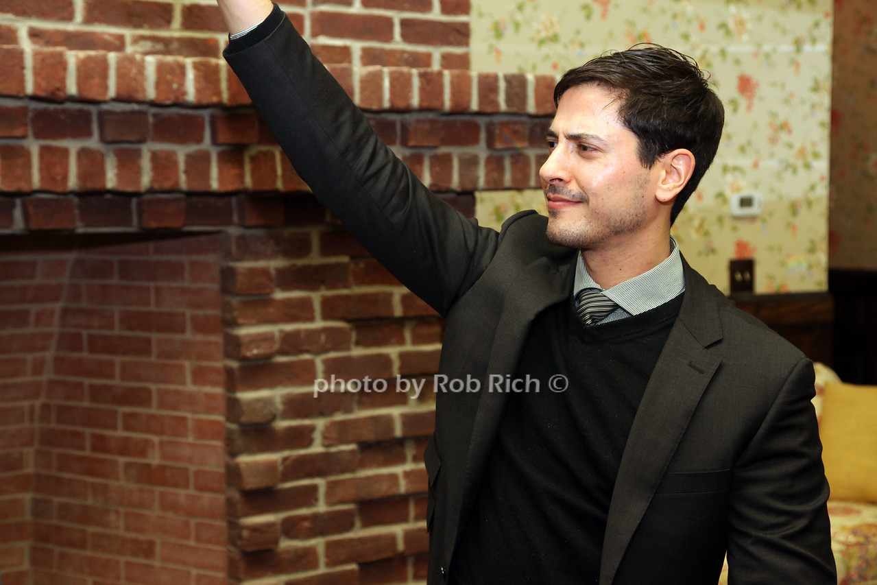 Michael  Chadwick photo by R.Cole for Rob Rich/SocietyAllure.com © 2016 robwayne1@aol.com 516-676-3939