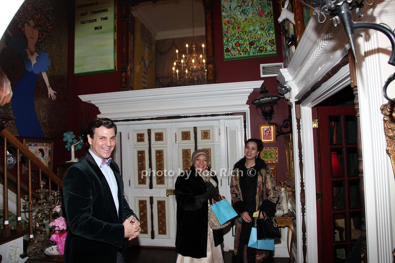 Jon Heinemann, Mariebelle Lieberman, Chosan Nguyan