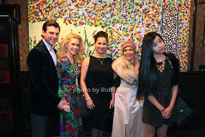 Jon Heinemann, Michelle-Marie Heinemann, Chau-Giang Mni Nguyen, Marie Belle Lieberman, Angelina Lieberman